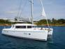 Picture of Catamaran lagoon 420 produced by lagoon
