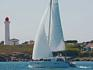 Picture of Catamaran lagoon 450 produced by lagoon