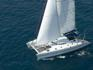 Picture of Catamaran lagoon 470 produced by lagoon