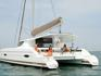 Picture of Catamaran lipari 41 produced by fountaine pajot