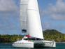 Picture of Catamaran bahia 46 produced by fountaine pajot