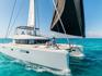 Picture of Catamaran lagoon 52 produced by lagoon