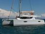 Picture of Catamaran helia 44 produced by fountaine pajot