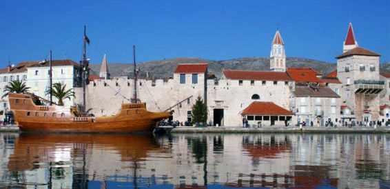 Biograd, cruising region Northern Dalmatia