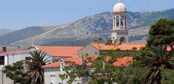 Kastele, cruising region Central Dalmatia