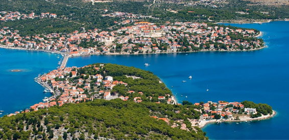 Rogoznica, cruising region Central Dalmatia