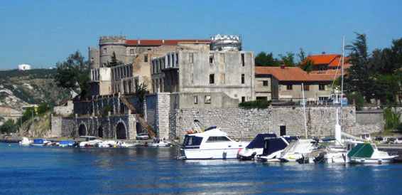 Kraljevica, cruising region Istria and Kvarner
