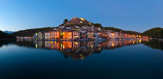 Novigrad, cruising region Istria and Kvarner