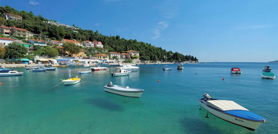 Rabac, cruising region Istria and Kvarner