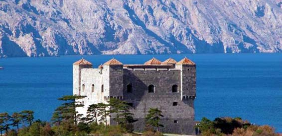 Senj, cruising region Istria and Kvarner