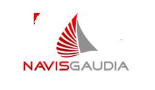 Navis Gaudia Luxury Yacht Charter Croatia Logo